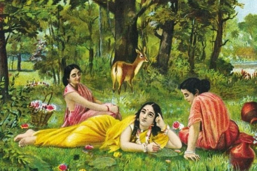 Raja Ravi Varma, the Pioneer of Modern Indian Art