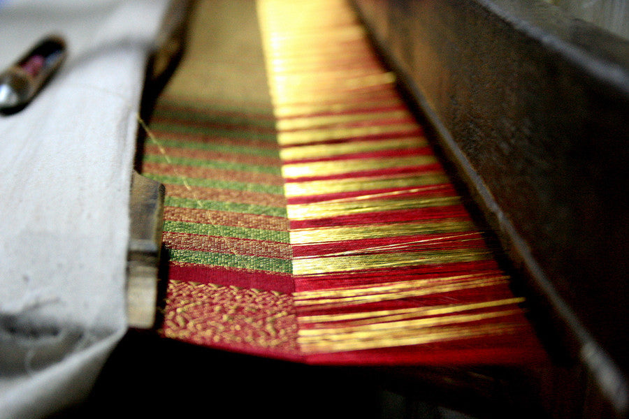 Kanjeevaram - South India's Most Revered Saree