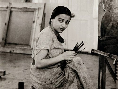 Amrita Sher-Gil, The Female Pioneer Of Modern Indian Art
