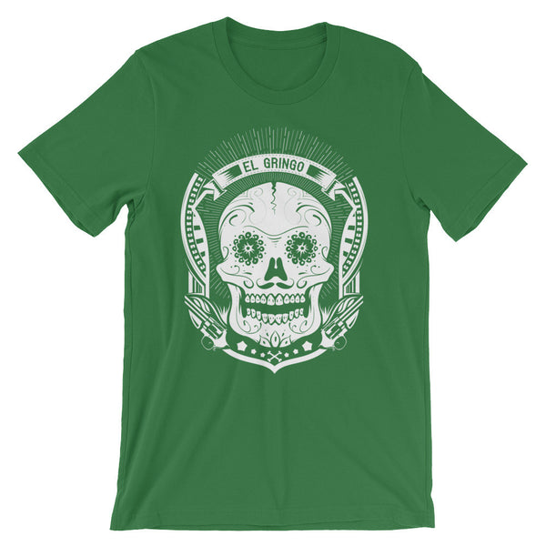 Sugar Skull Unisex short sleeve t-shirt