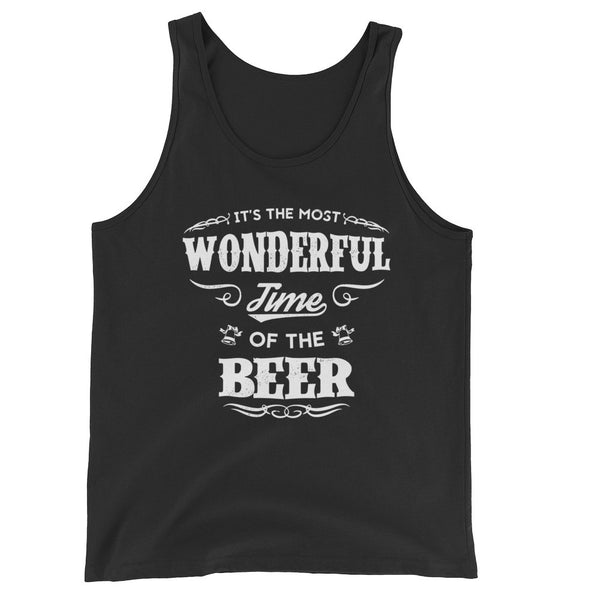 Wonderful Time of the Beer Unisex  Tank Top