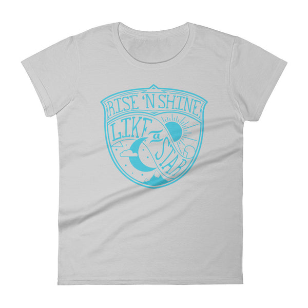 Rise Like a Star Women's short sleeve t-shirt