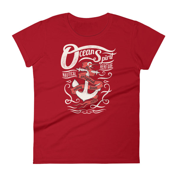 Ocean Spirt Women's short sleeve t-shirt