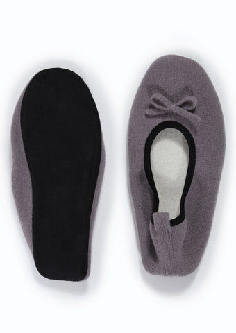 Cashmere light shoes