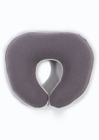 Cashmere U-shape flight pillow