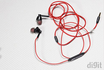 1MORE Single Driver Earphone with Mic