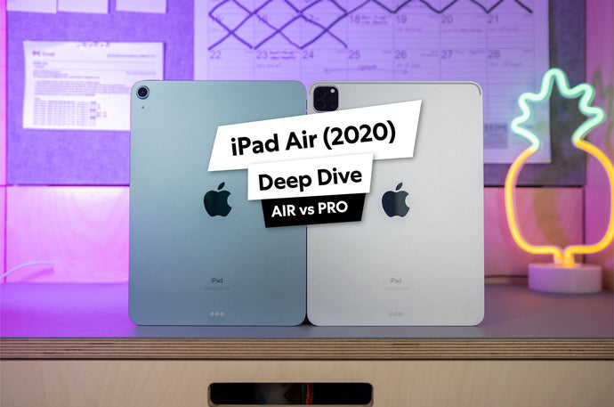 iPad Air (2020) Deep Dive