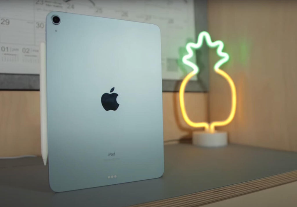 Image of the new iPad Air (2020)