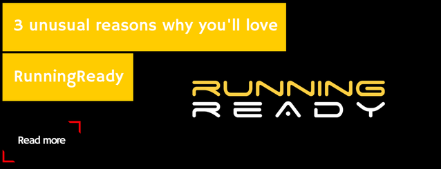 3 unusual reasons why you'll love RunningReady