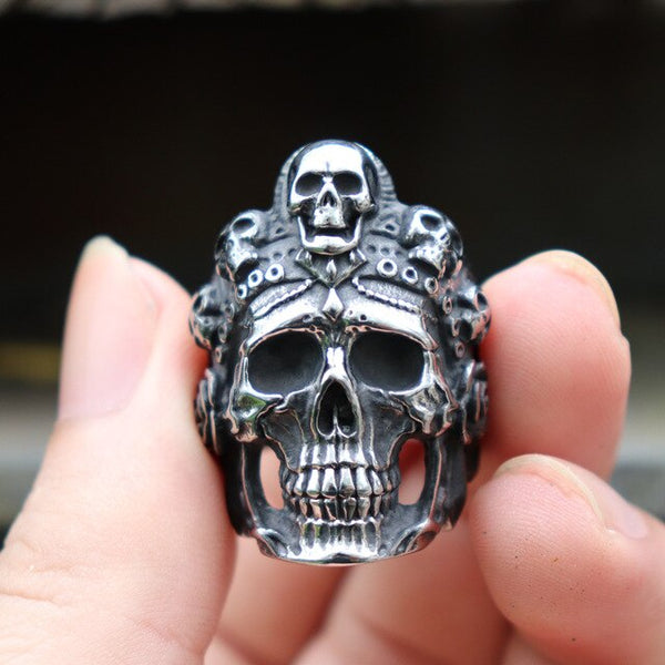 MASTER OF DEATH RING