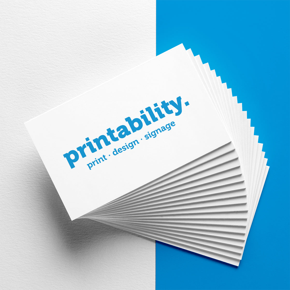 Business card printing cork printability reheart Images