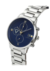 Men Edict Watch - Blue with Bracelet