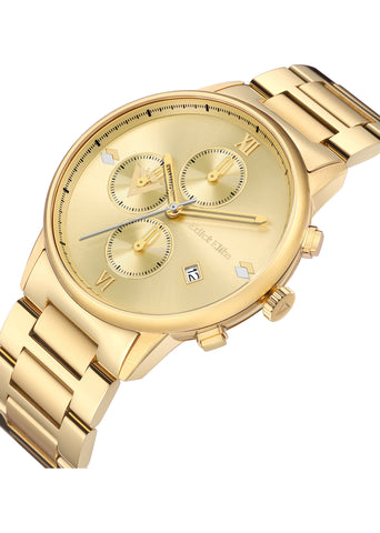 Edict Elite Watch 2020 Motherland Edition - Gold on Gold Bracelet