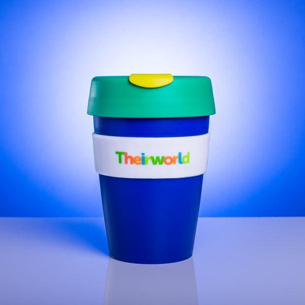 Theirworld Reusable KeepCup - Royal Blue