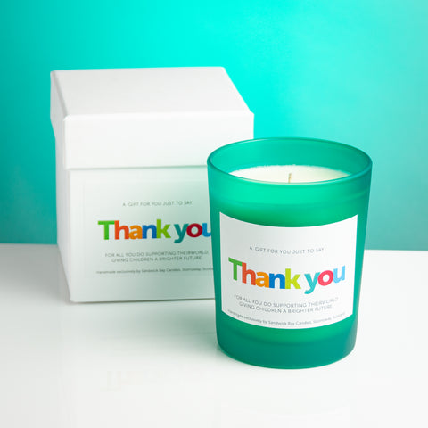 Theirworld Candle
