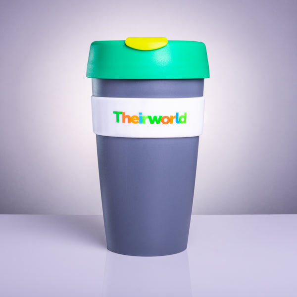 Theirworld Reusable KeepCup - Grey