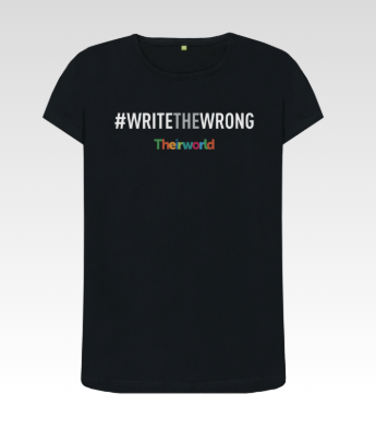#WriteTheWrong Top - Women's