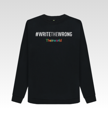 #WriteTheWrong Jumper - Women's
