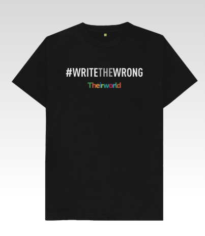 #WriteTheWrong T-shirt - Men's
