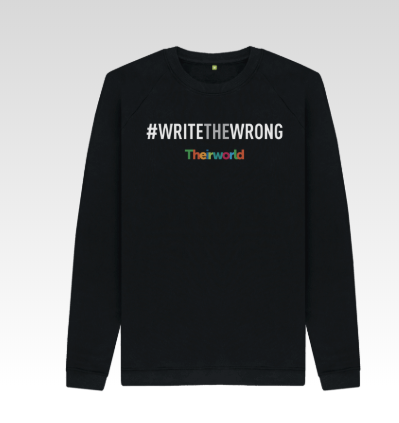 #WriteTheWrong Sweatshirt - Men's