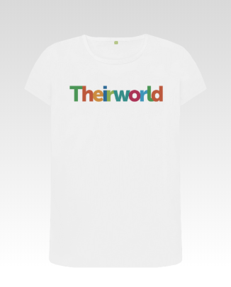 Theirworld Logo Top - Women's