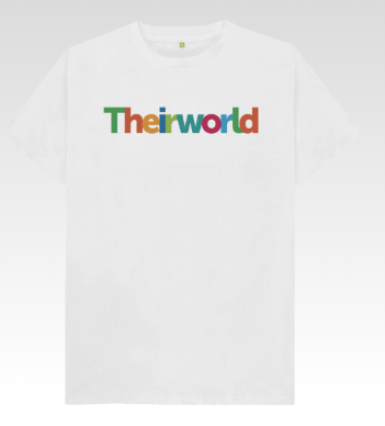 Theirworld Logo T-Shirt - Men's