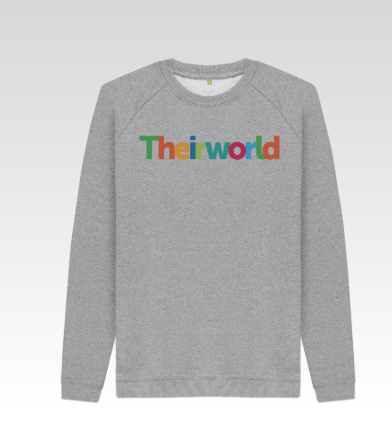 Theirworld Logo Sweatshirt - Men's