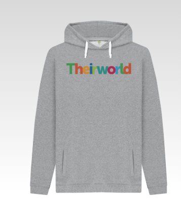 Theirworld Logo Hoodie - Men's