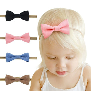 4pcs Bow Headband - Mom and Bebe Ph