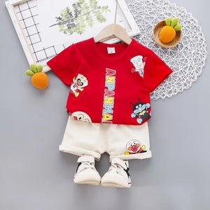 Top & Shorts Set - Mom and Bebe Ph