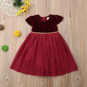 Fatima Kids Dress - Mom and Bebe Ph