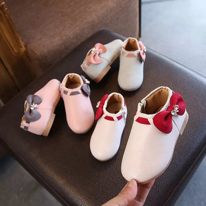 Zipper Boots - Mom and Bebe Ph