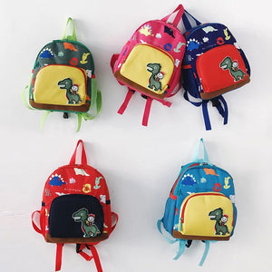 Dinosaur Anti Lost Backpack - Mom and Bebe Ph