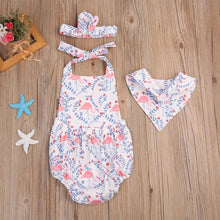 Load image into Gallery viewer, Flamingo 3pcs Clothing Set - Mom and Bebe Ph