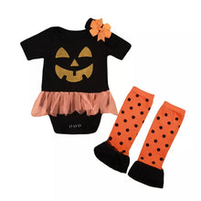 Load image into Gallery viewer, Halloween 3pcs Baby Outfit - Mom and Bebe Ph