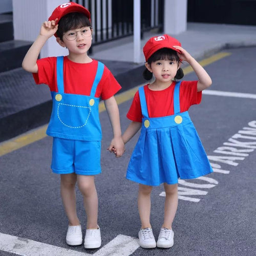 Super Mario Costume - Mom and Bebe Ph