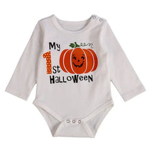 Load image into Gallery viewer, First Halloween Romper - Mom and Bebe Ph