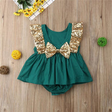 Load image into Gallery viewer, Irish Baby Romper Dress - Mom and Bebe Ph