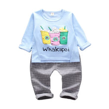 Load image into Gallery viewer, Starbucks Top & Pants - Mom and Bebe Ph