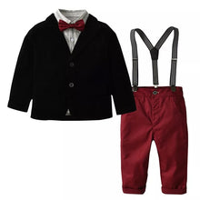 Load image into Gallery viewer, Tuxedo 5pcs Set - Mom and Bebe Ph