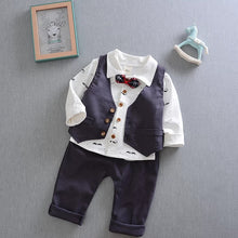 Load image into Gallery viewer, Little Gentleman Suit - Mom and Bebe Ph