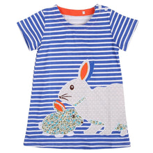 Load image into Gallery viewer, Rabbit Shirt Dress - Mom and Bebe Ph
