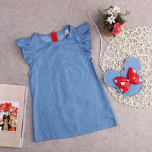 Load image into Gallery viewer, Denim Dress + Minnie Bag - Mom and Bebe Ph