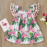 Flamingo Sundress