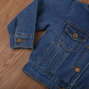Denim Jacket - Mom and Bebe Ph