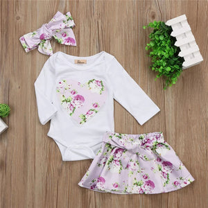 Luna Baby Clothes Set - Mom and Bebe Ph