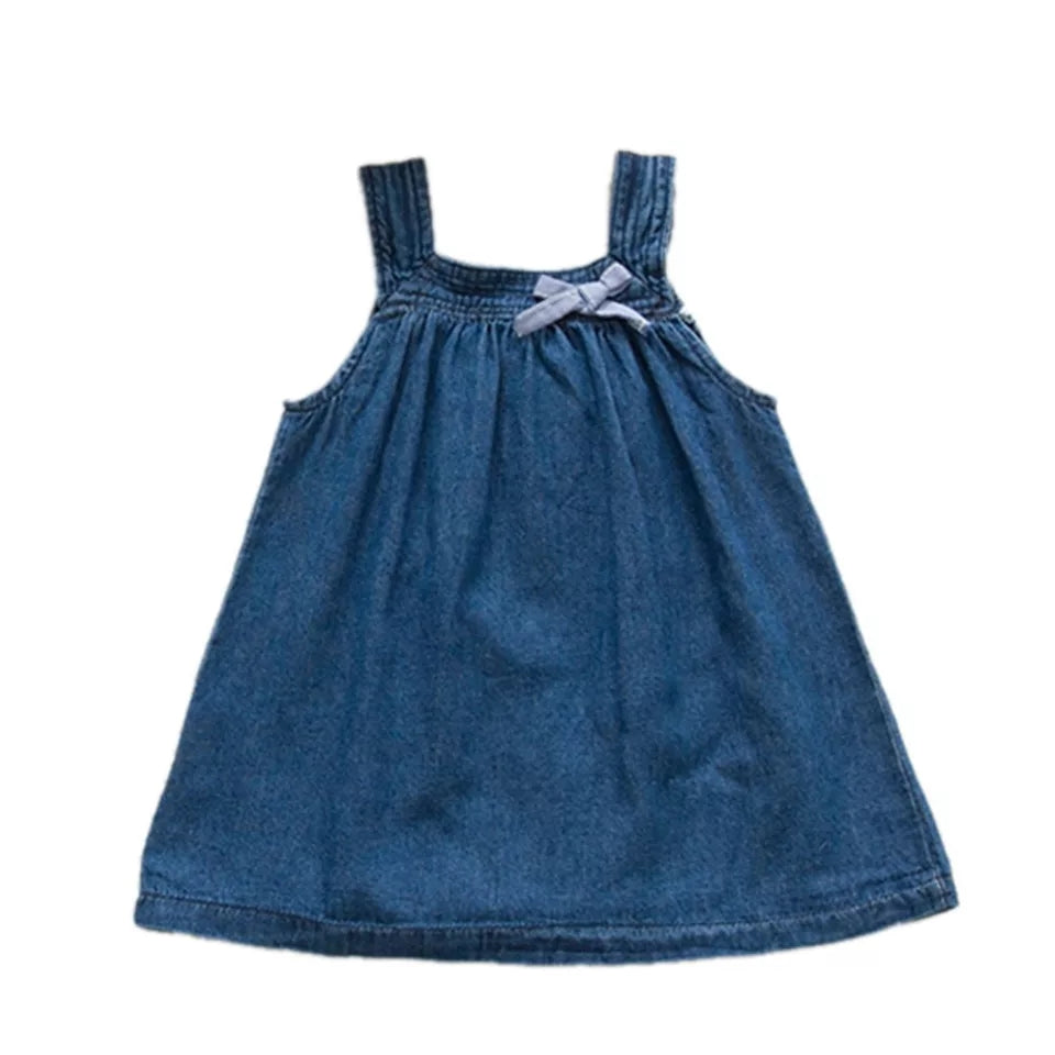 Denim Dress - Mom and Bebe Ph