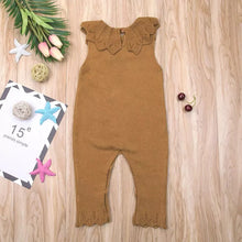 Load image into Gallery viewer, Knit Baby Romper - Mom and Bebe Ph