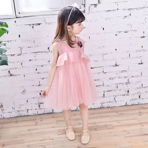 Julia Kids Dress 2-7y - Mom and Bebe Ph