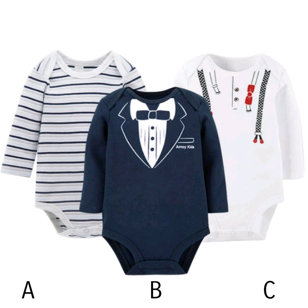 Kavkas Cotton Bodysuit - Mom and Bebe Ph